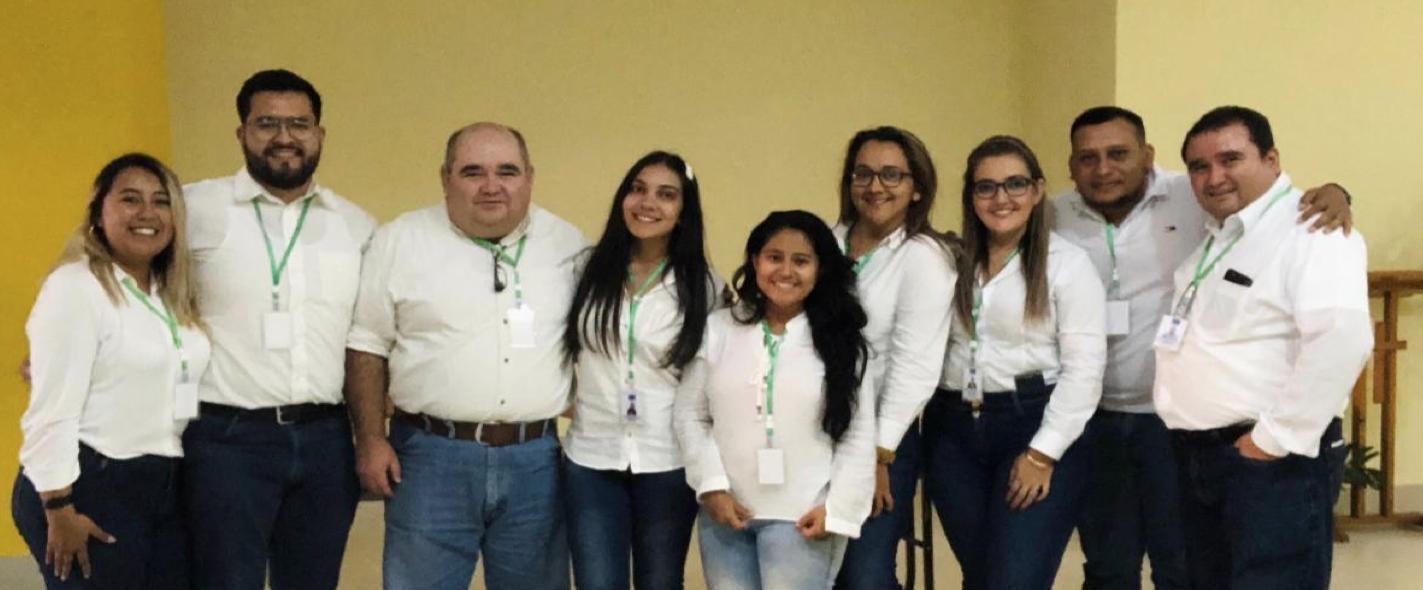 Presentación del equipo en Guatemala